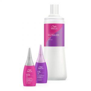 Средства для химической завивки волос Wella Professionals