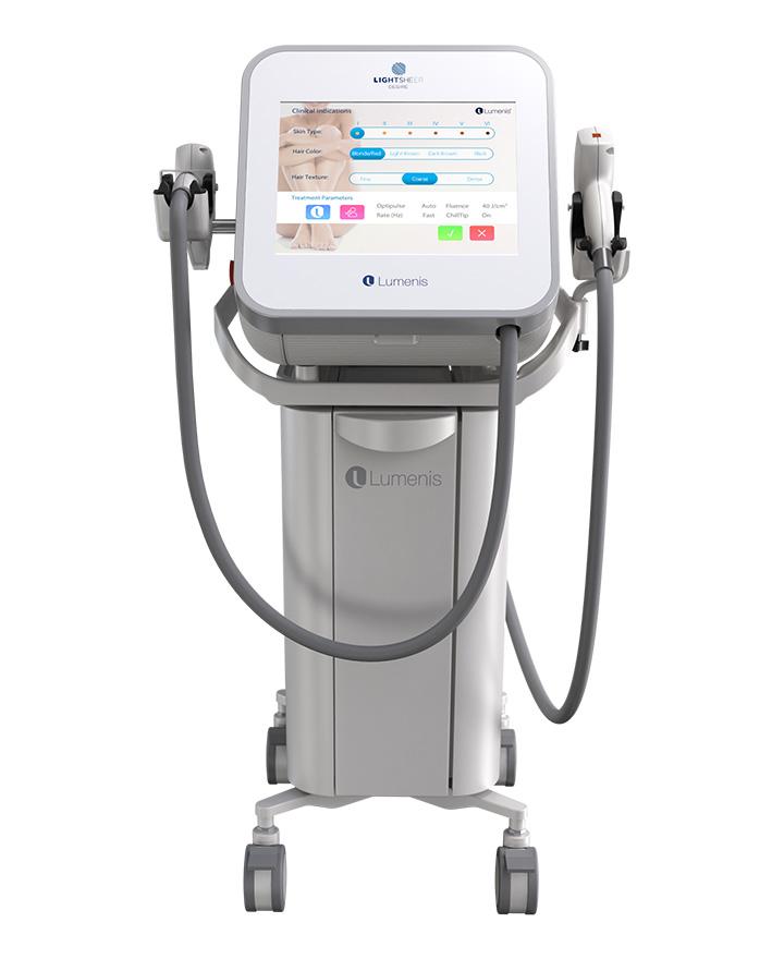 Аппарат для лазерной эпиляции LightSheer DESIRE