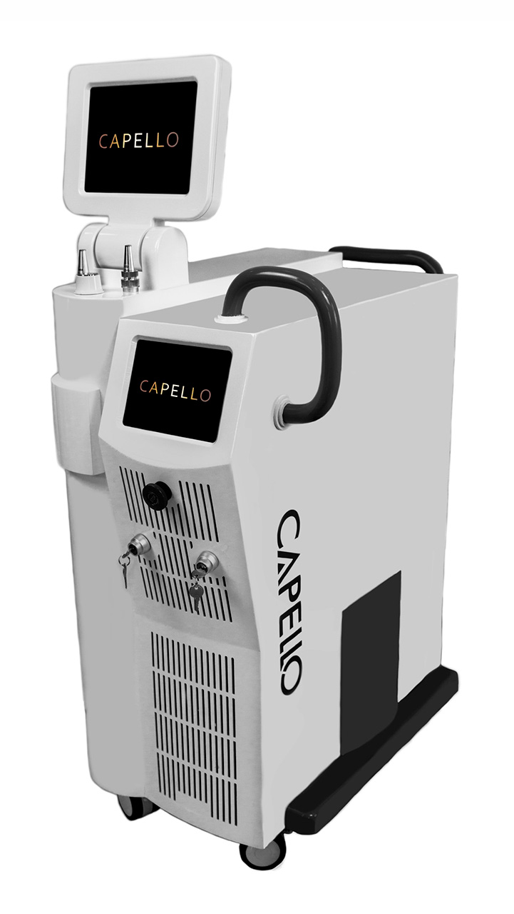 Аппарат для лазерной эпиляции Capello