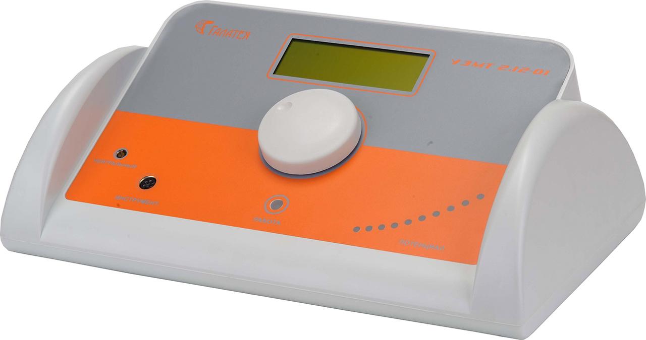Аппарат ультразвуковой, микротоковый лечебно-косметологический программируемый УЗМТ 2.12-01 «Галатея»