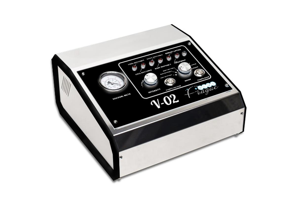 Вакуумный аппарат V-02