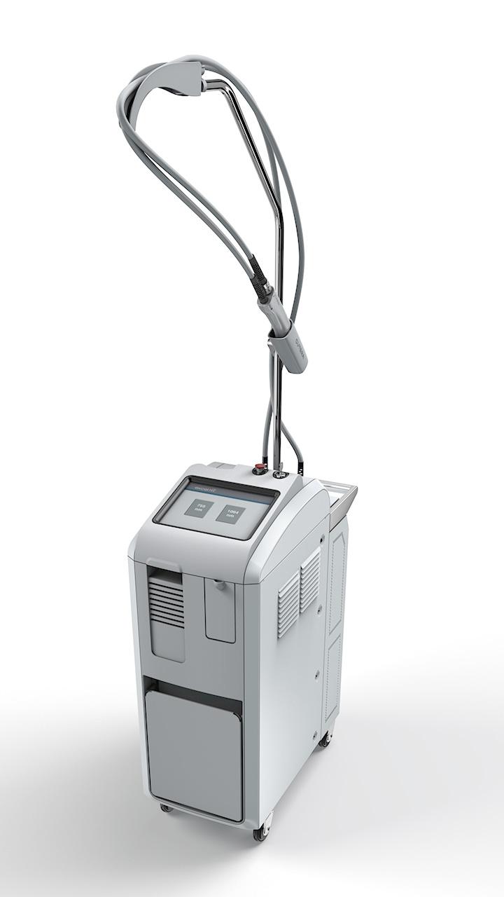 Аппарат для лазерной эпиляции ExcelHR