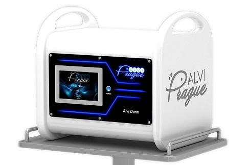 Аппарат для дермабразии AlviDerm