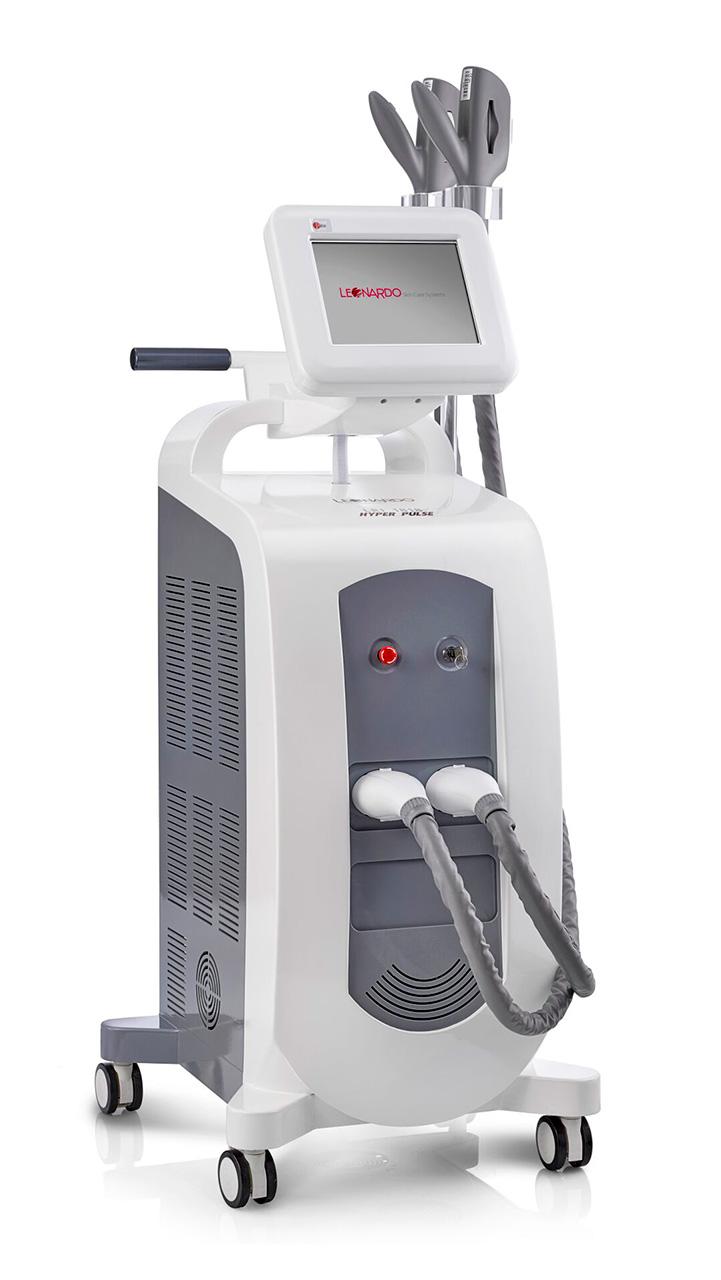 Система интенсивного импульсного света для лечения поверхностных дефектов кожи Hyper Pulse (LRI1818)