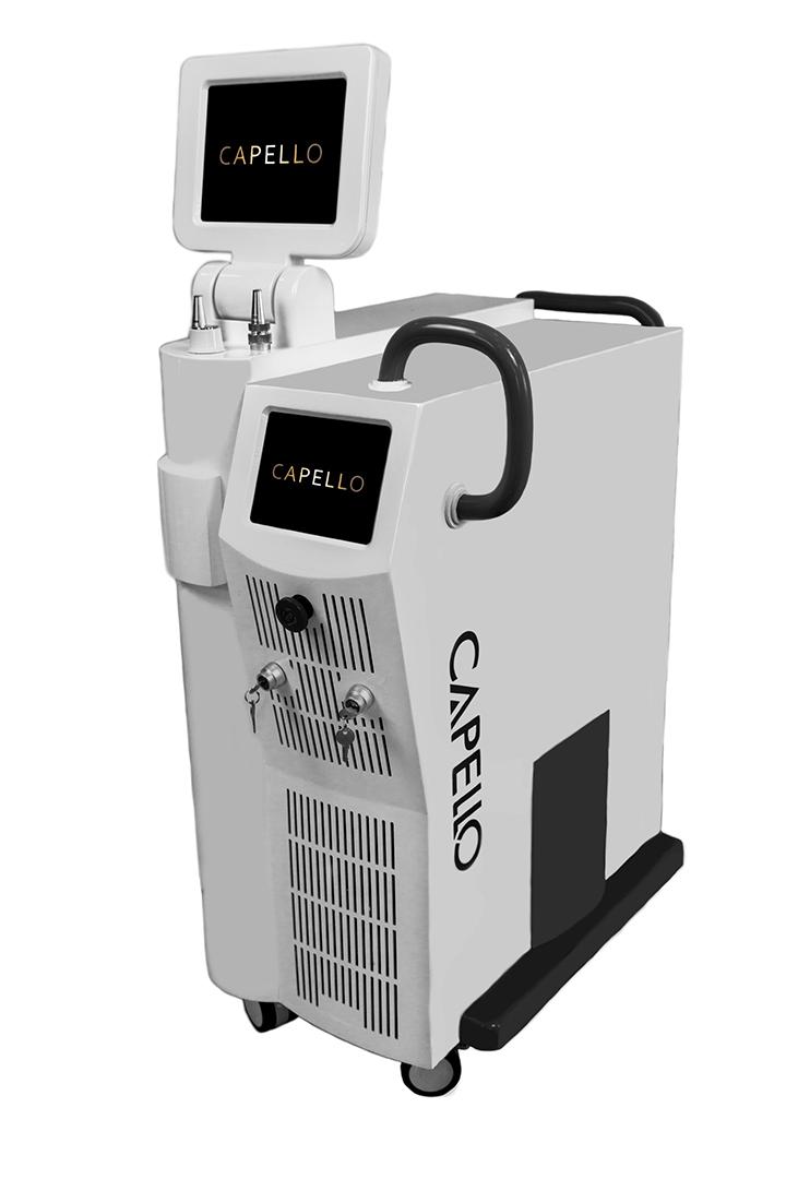 Многофункциональный косметологический аппарат Capello
