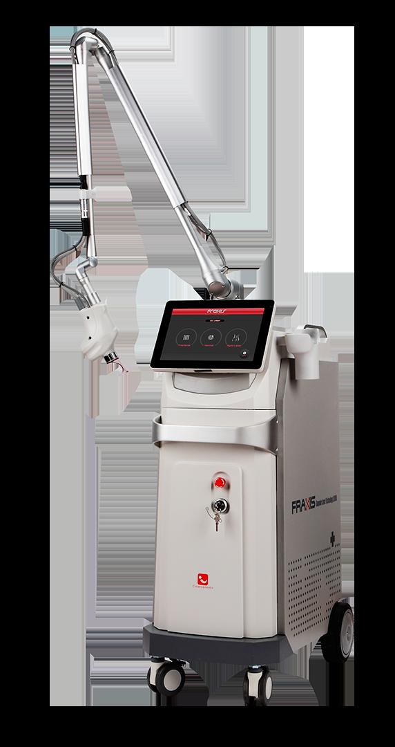 Лазер для удаления рубцов, шрамов, растяжек FRAXIS