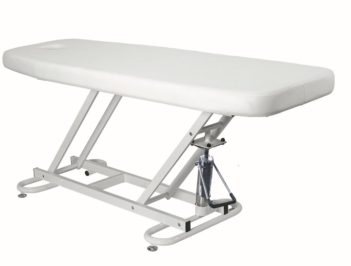 Массажный стол на гидравлике