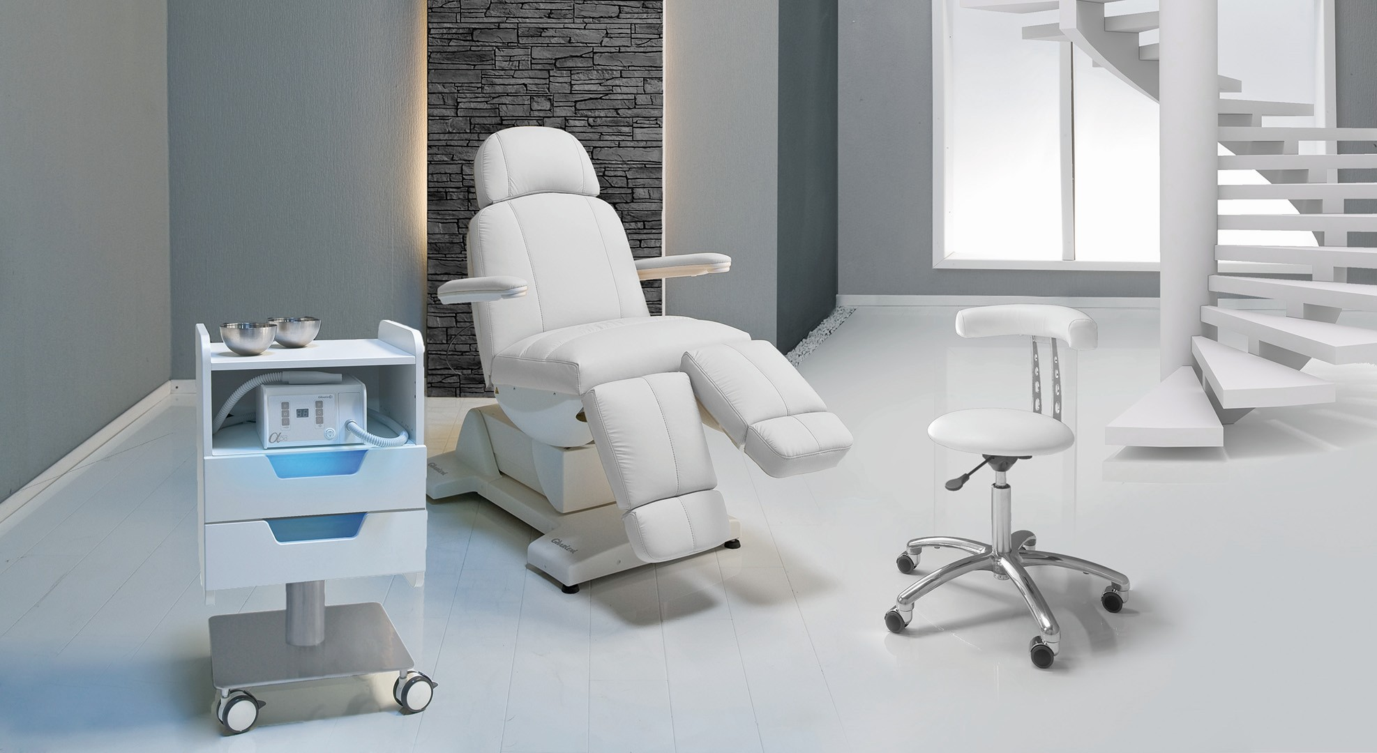 Педикюрное кресло SPL SOFT PODO