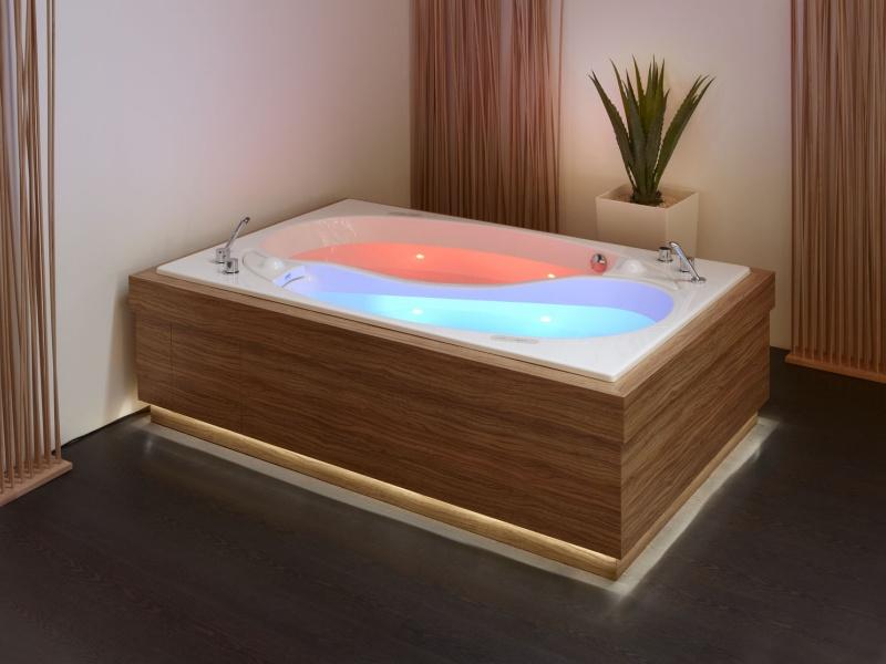 Гидромассажная ванна для двоих Yin Yang