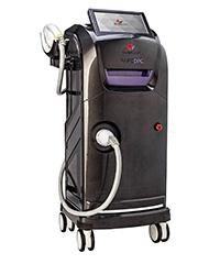 Аппарат для фотоомоложения и фотоэпиляции DPC СИСТЕМА