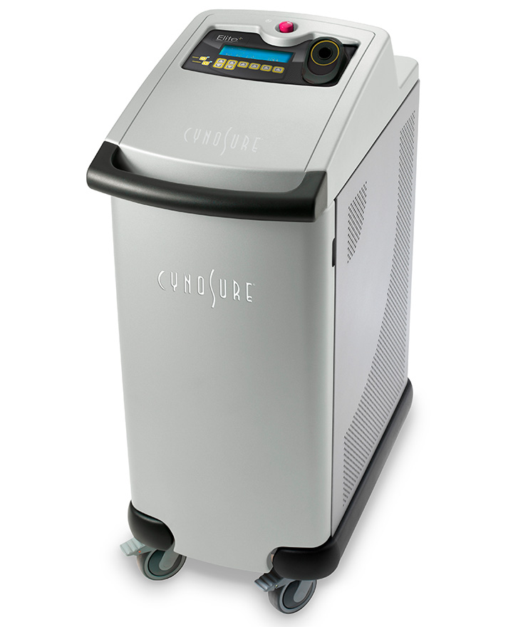 Аппарат для лазерной эпиляции Cynosure Elite+