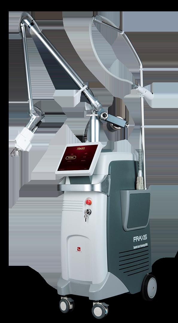 Лазер для удаления рубцов, шрамов, растяжек FRAXIS DUO