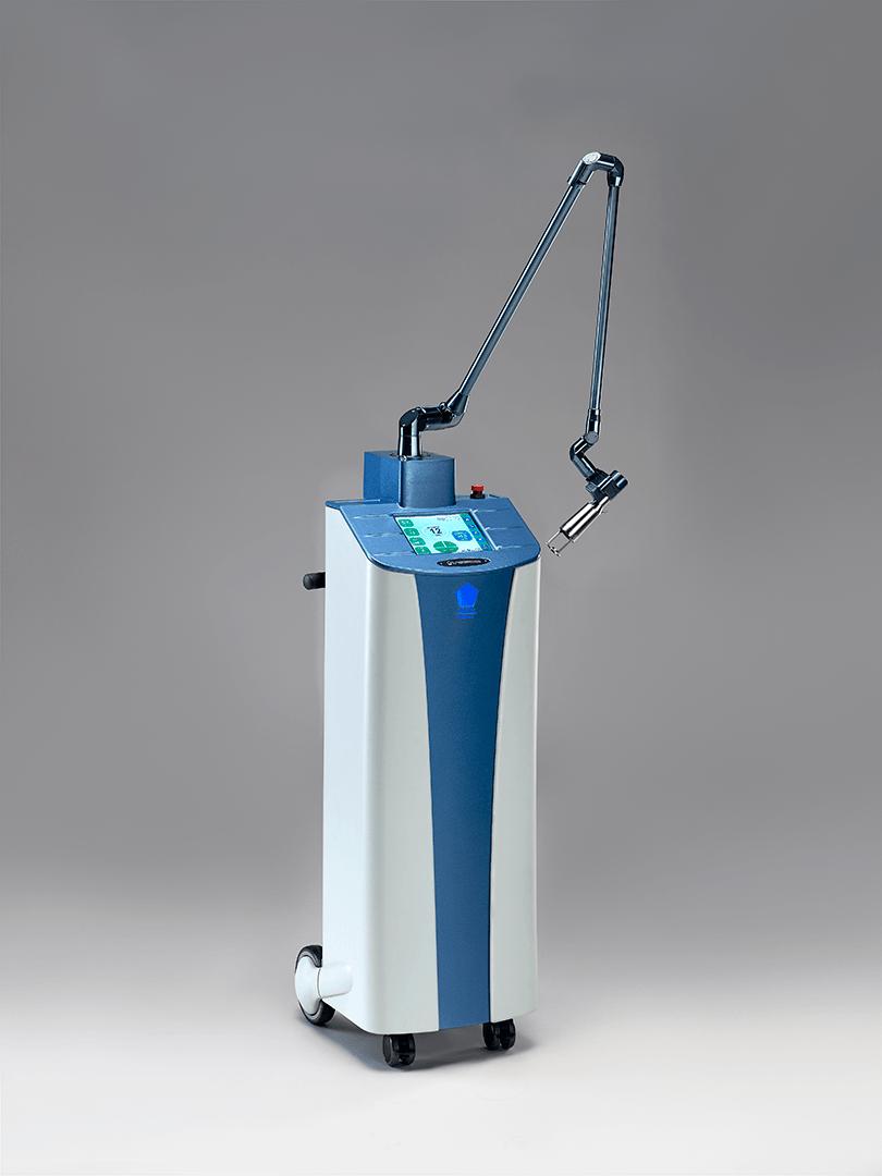 CO2-лазер Slim Evolution со сканером Mixto