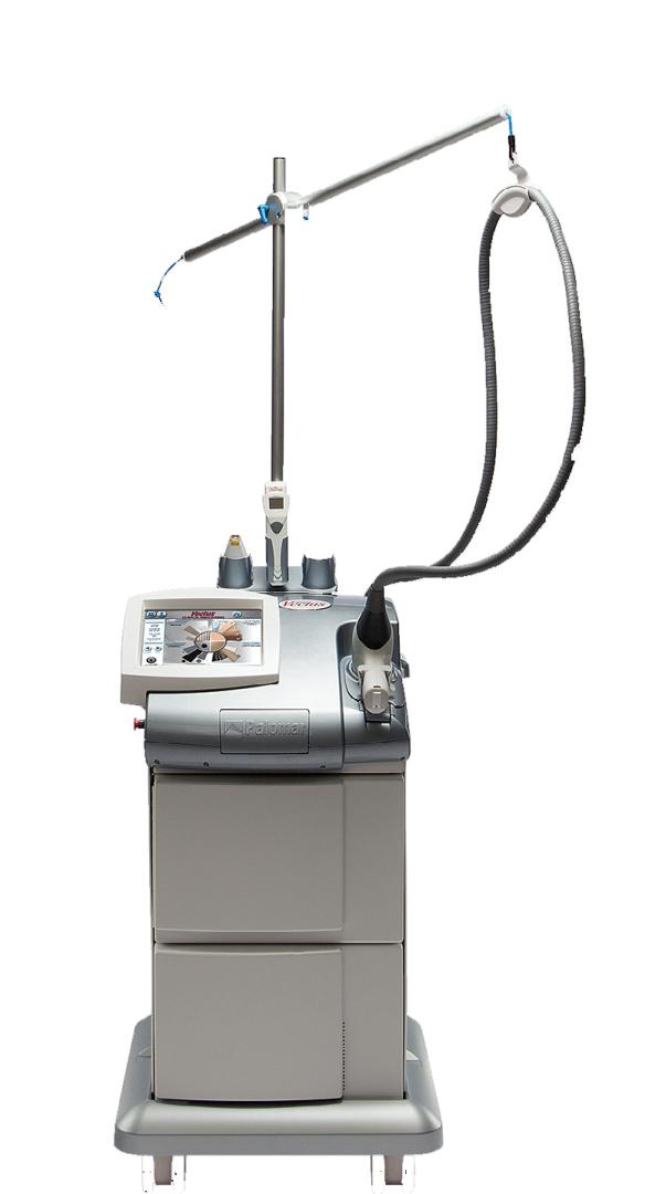 Многопрофильная лазерная система VECTUS