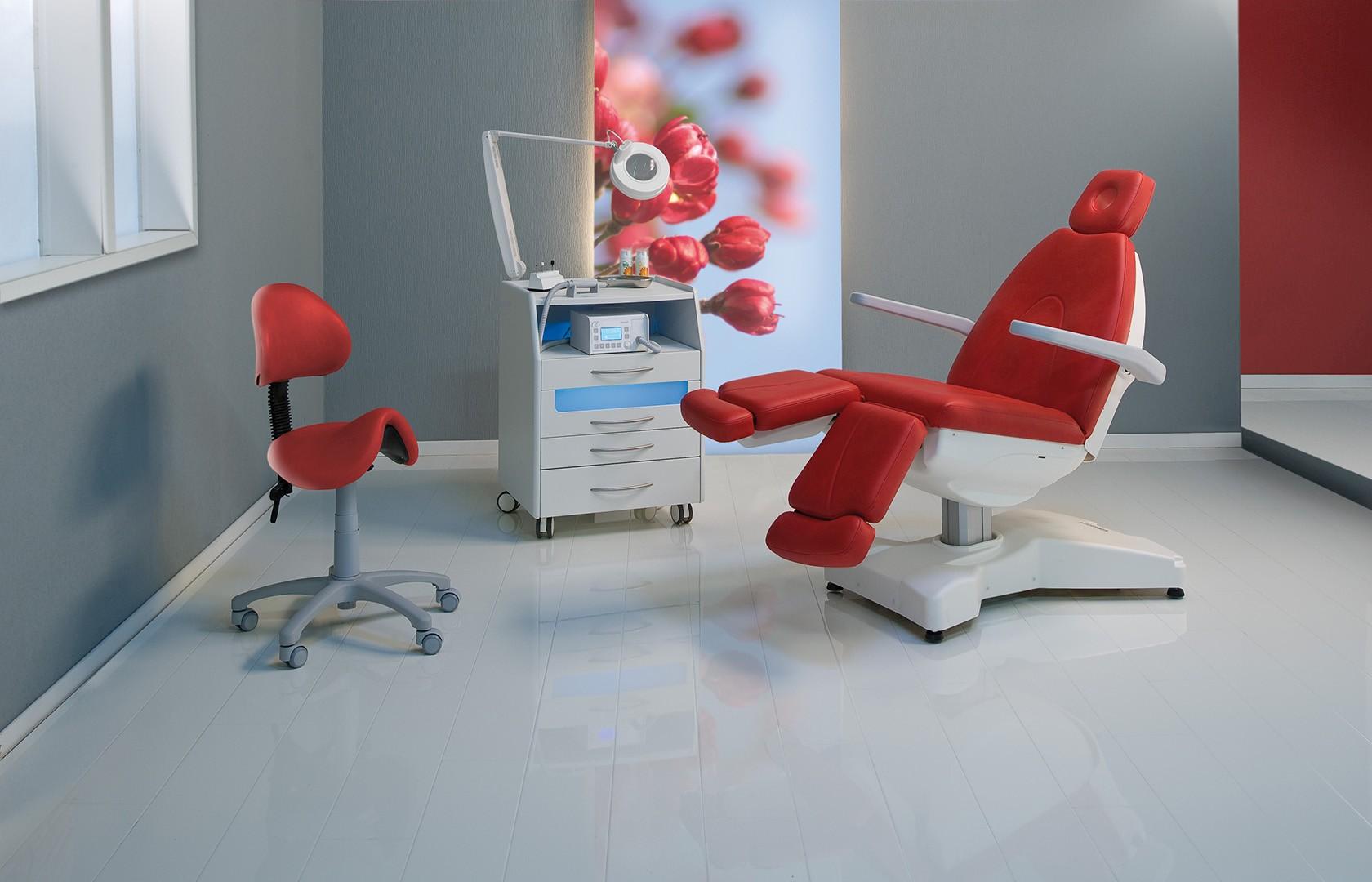 Педикюрное кресло LR PODO