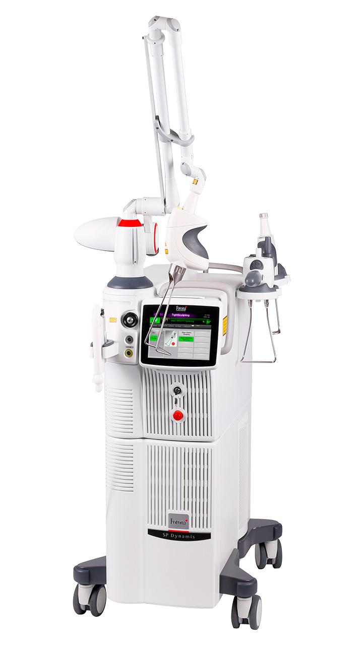 Аппарат для лазерной эпиляции Fotona SP Dynamis