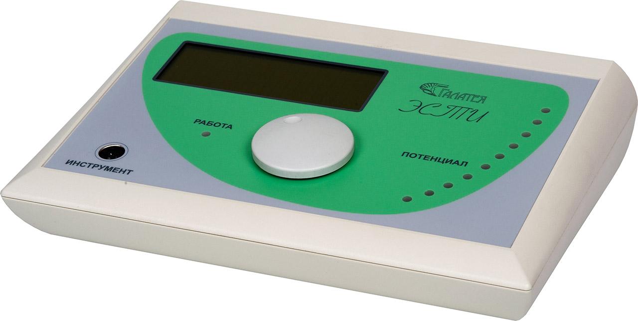 Аппарат для микротоковой и электромиостимуляционной терапии ЭСТИ «Галатея»