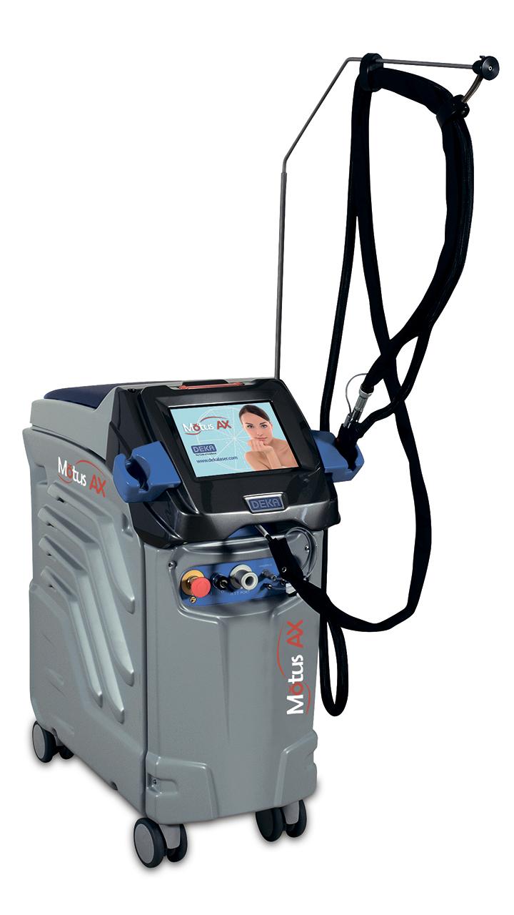 Аппарат для лазерной эпиляции Motus AX