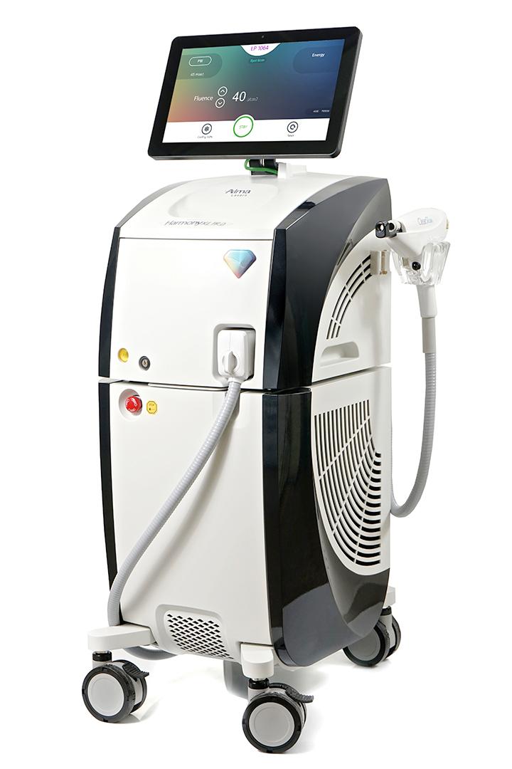 Многофункциональный косметологический аппарат Harmony XL PRO