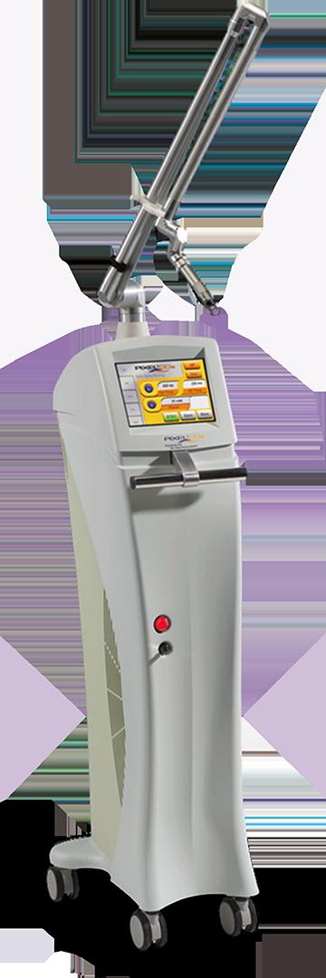 Лазер для удаления новообразований, рубцов, шрамов, растяжек PIXEL CO2