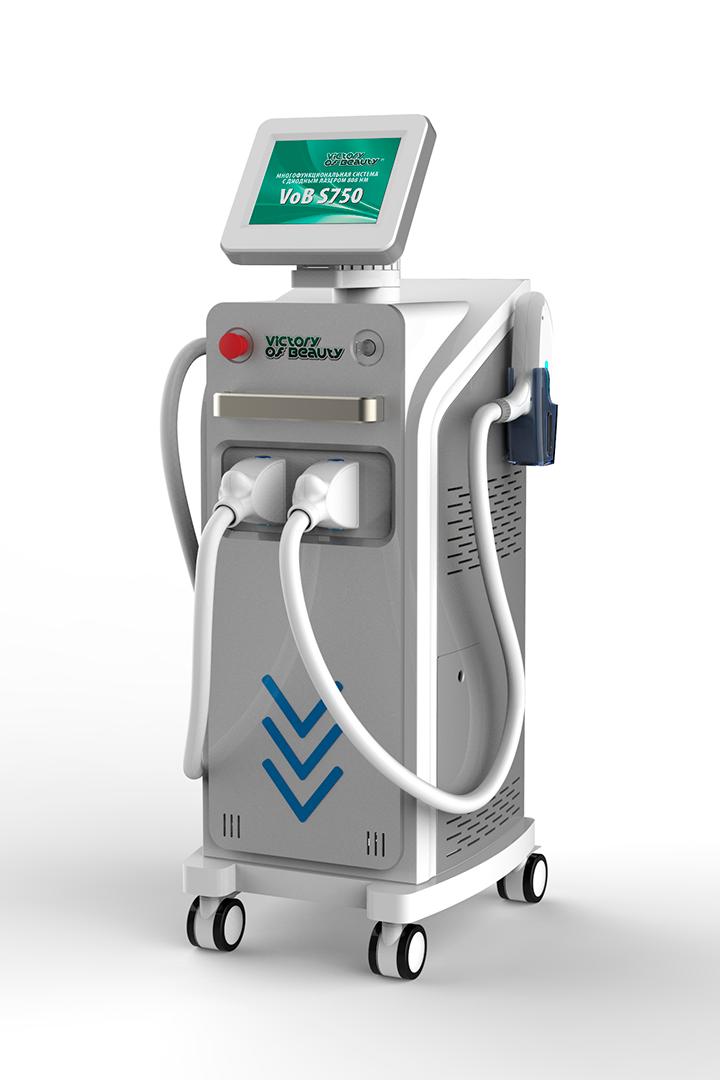 Многопрофильная лазерная система Vob S750