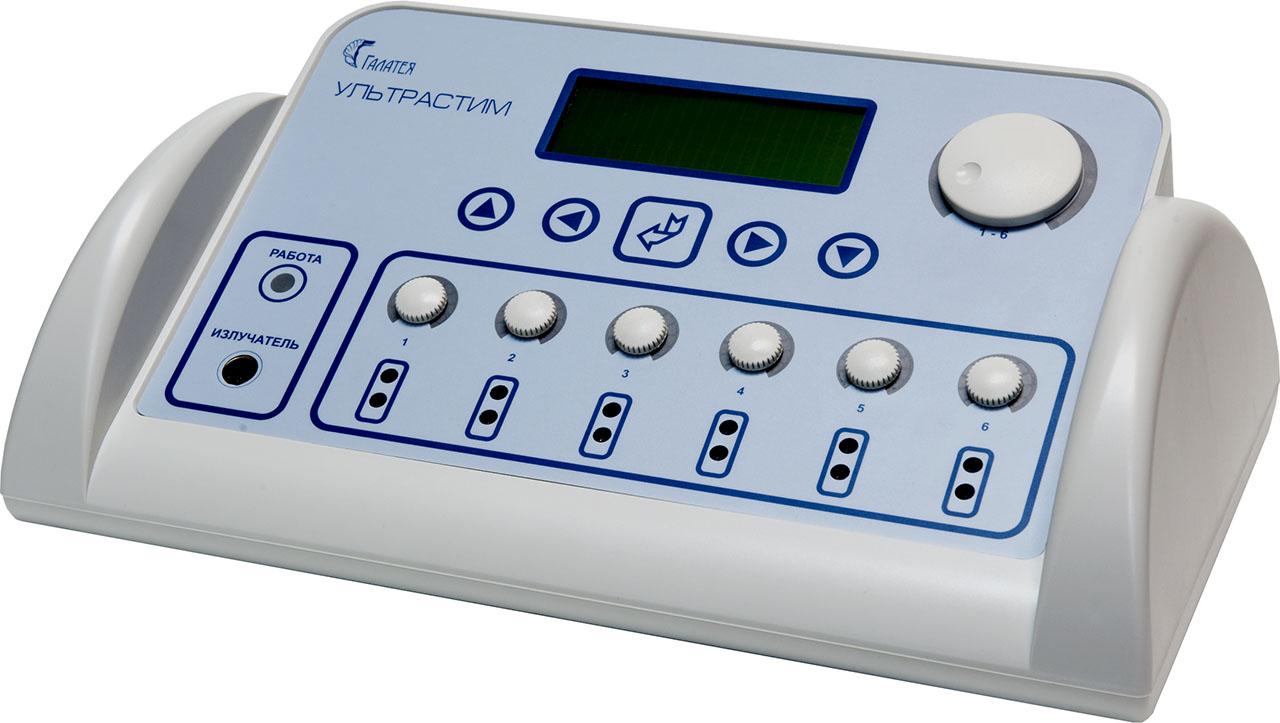 Аппарат комплексной физиотерапии УЛЬТРАСТИМ «Галатея»