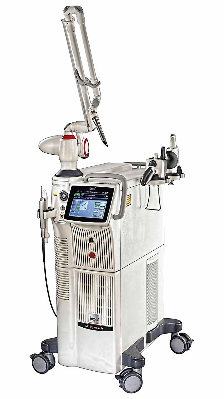 Аппарат для лазерной дермабразии Fotona SP Dynamis