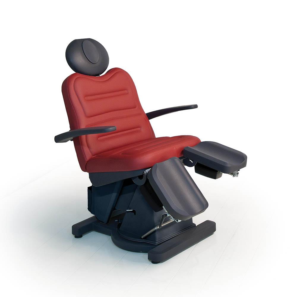 Педикюрное кресло с электроподъемником SLS PODO