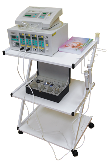 Аппарат для лазерной биоревитализации Лазерный физиотерапевтический комплекс «Лазмик»