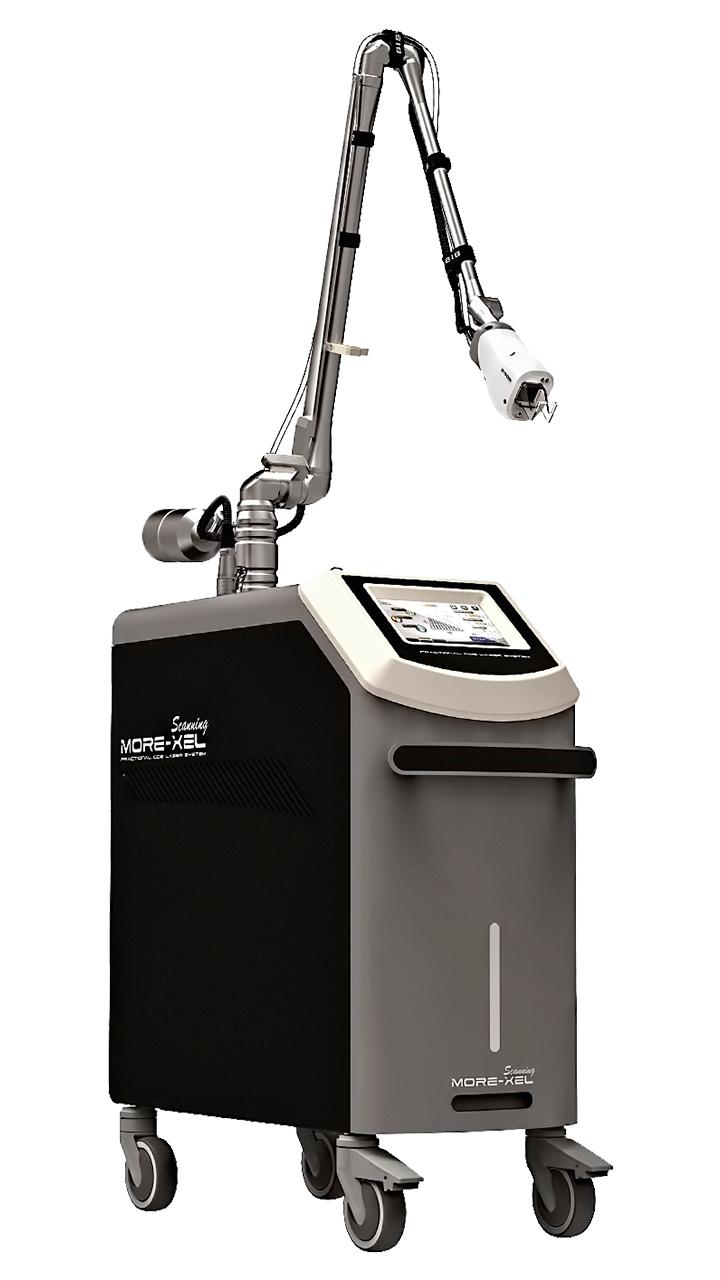 Аппарат для лазерной дермабразии More-Xel Scanning CO<sub>2</sub>