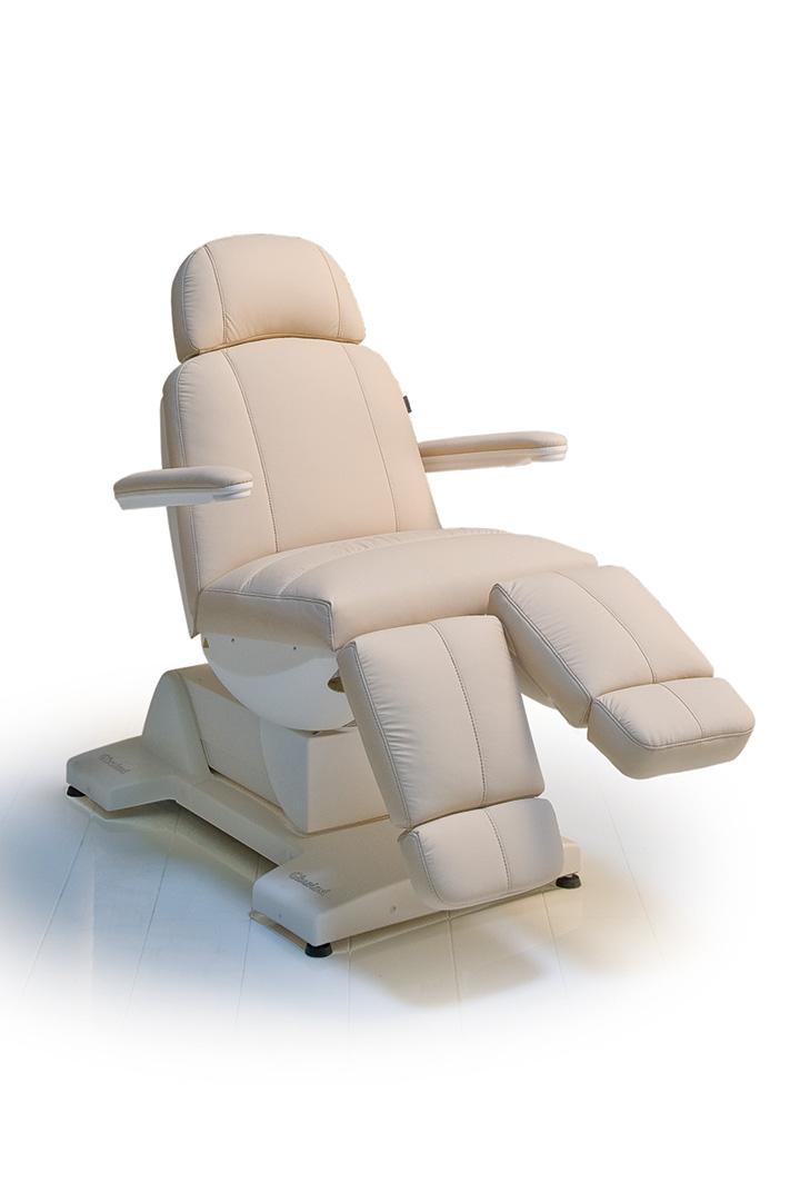 Педикюрное кресло с электроподъемником SPL SOFT PODO