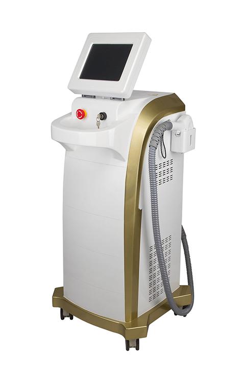 Аппарат для лазерной эпиляции Victory of beauty DL600
