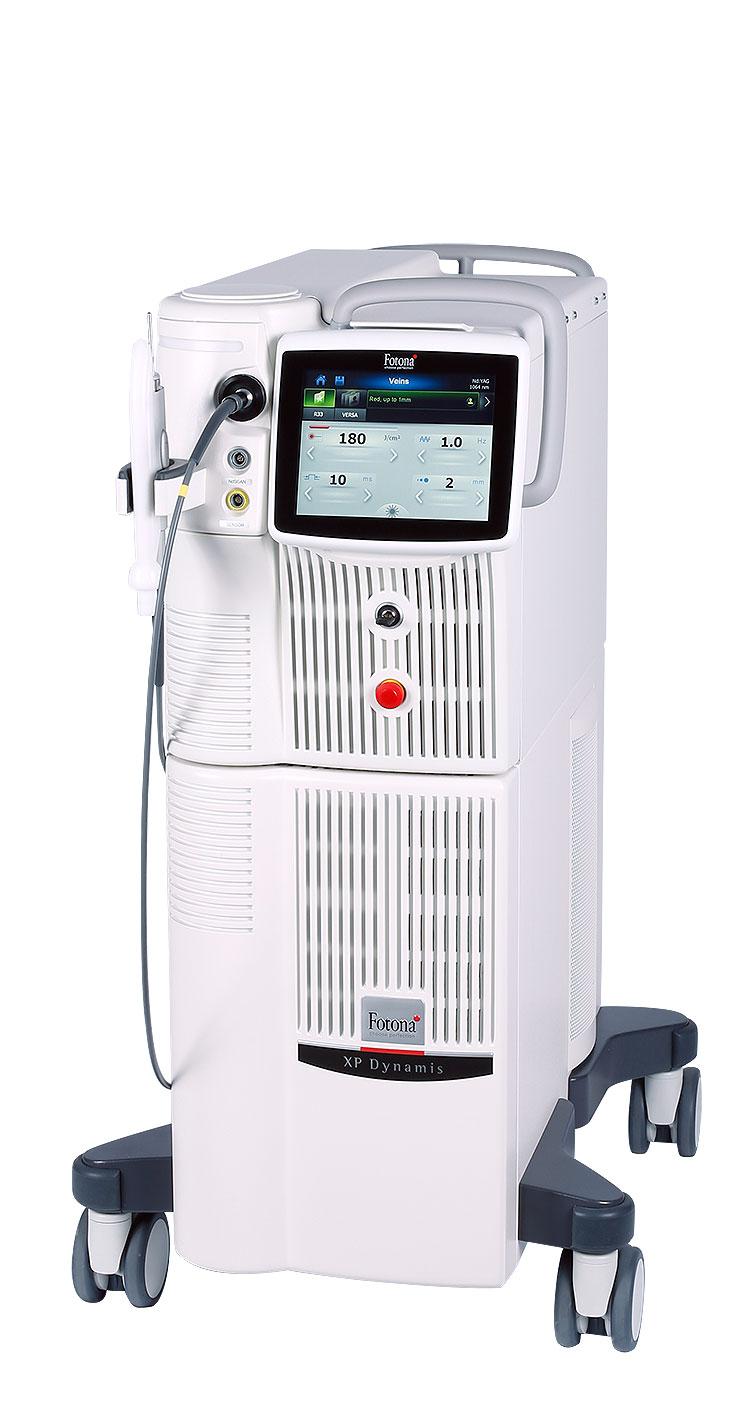 Многопрофильная лазерная система Fotona XP Dynamis