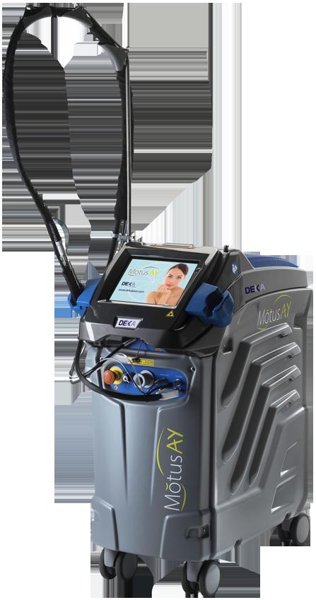 Аппараты для лазерной эпиляции MOTUS AY MOVEO