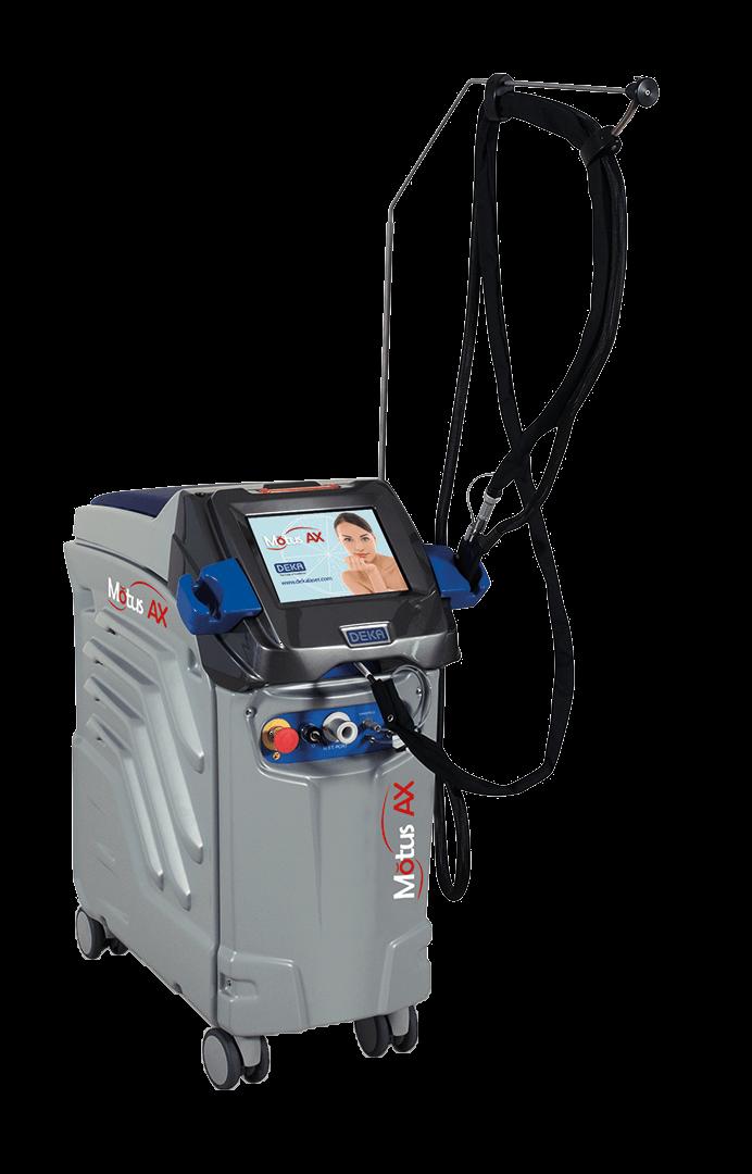 Аппарат для лазерной эпиляции MOTUS AX MOVEO