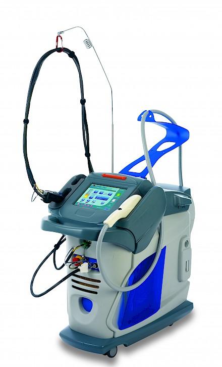Аппарат для лазерной эпиляции SYNCHRO FT