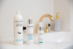Уход за кожей тела Nannic
