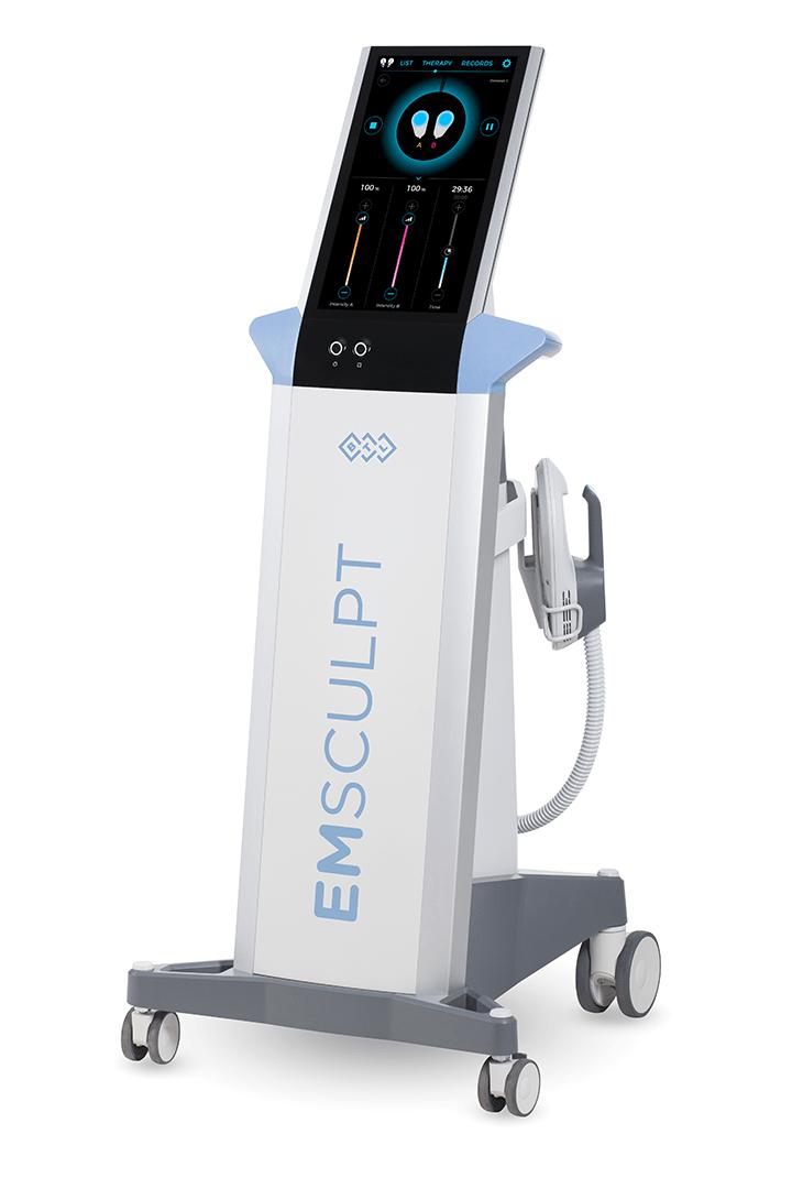 Аппарат для неинвазивной коррекции тела EMSСULPT