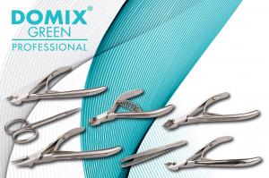 Инструменты для маникюра DOMIX GREEN PROFESSIONAL