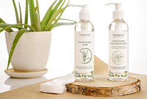 Уход за кожей лица Transdermal professional cosmetics