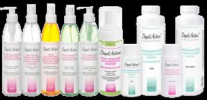 Средства ухода за кожей до удаления волос DepilActive professional