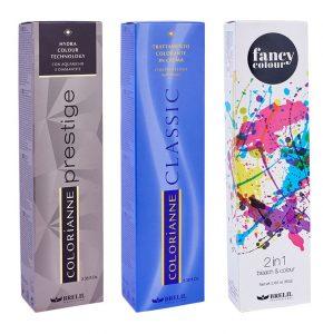 Краски для волос BRELIL professional