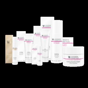 Уход за кожей лица Janssen Cosmetics