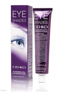 Краски для бровей и ресниц C:EHKO