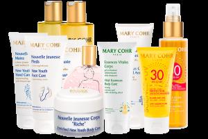 Уход за кожей тела MARY COHR