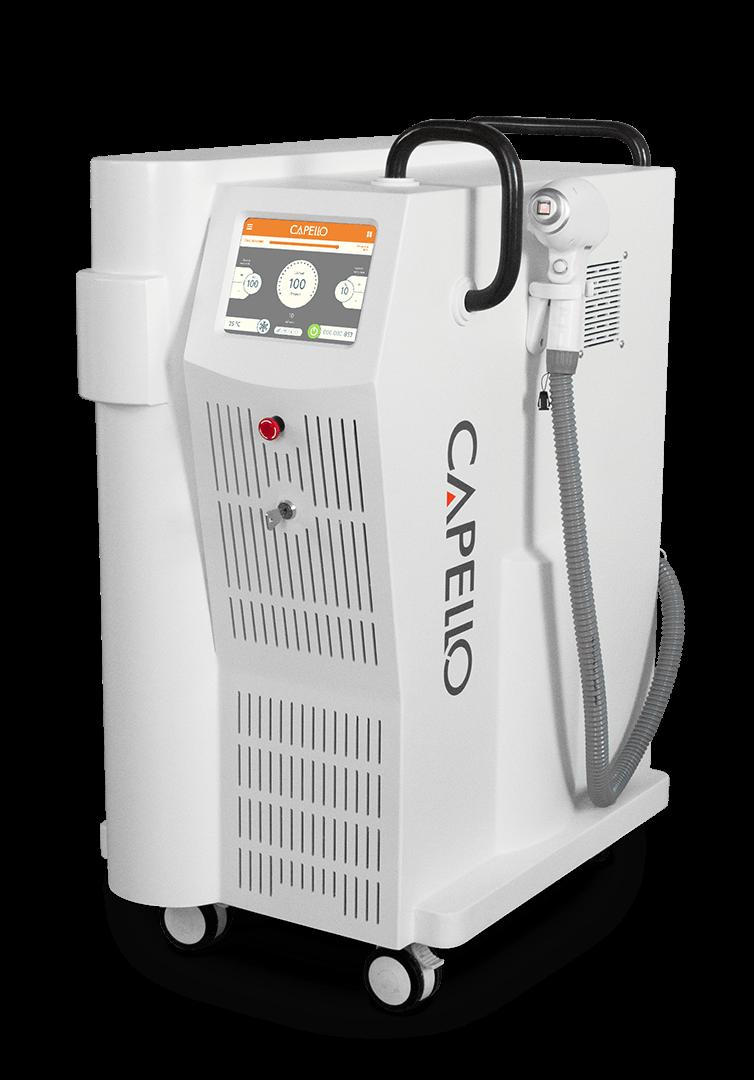Аппарат для лазерной эпиляции Capello LUXE